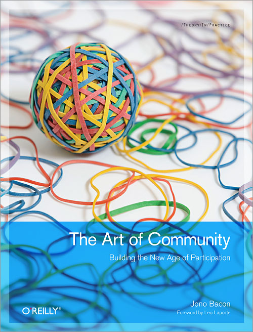 Logo for The Art of Community