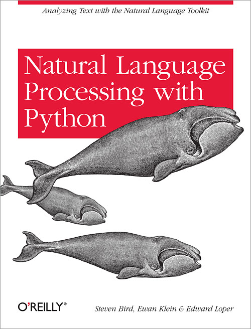 Cover of Natural Language Processing with Python