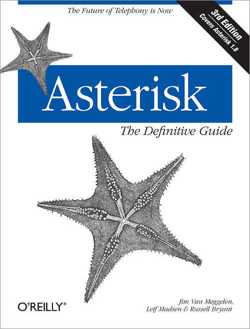 Cover for Asterisk: The Definitive Guide