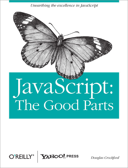 Cover of Javascript: The Good Parts