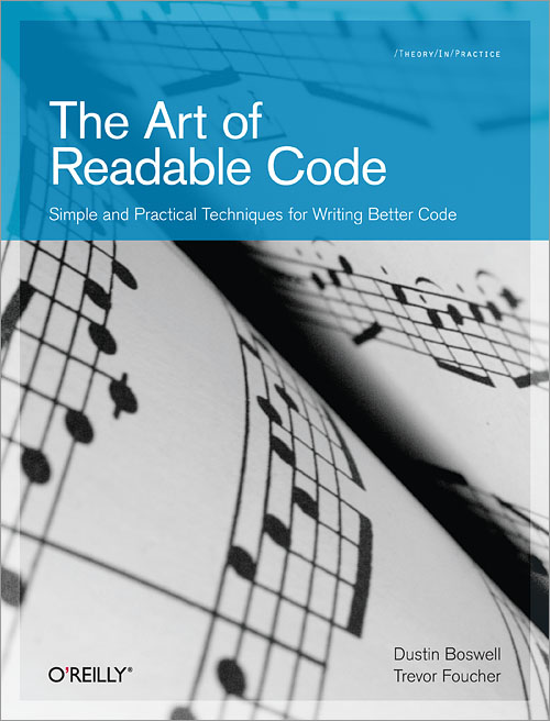 Cover for The Art of Readable Code