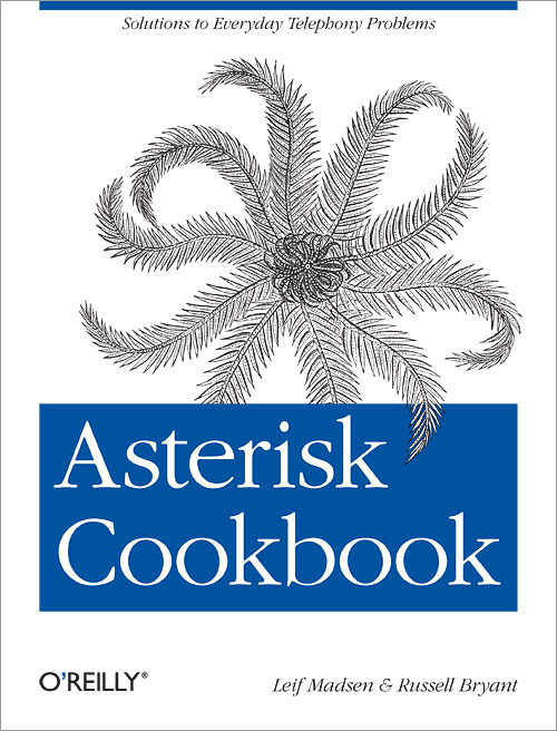 Cover for Asterisk Cookbook