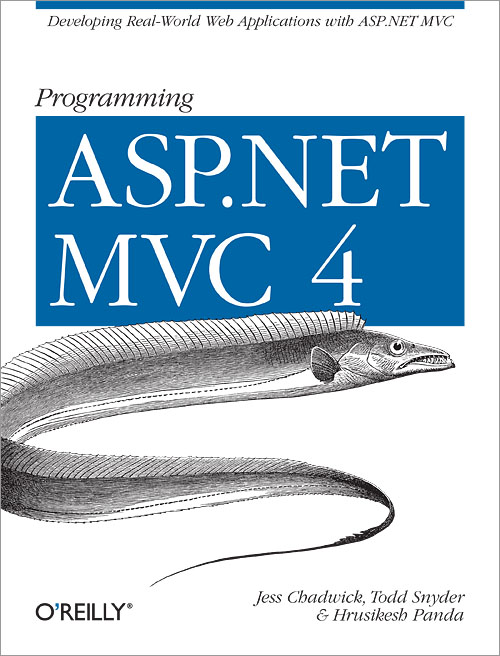 Cover for Programming ASP.NET MVC 4 Web Applications