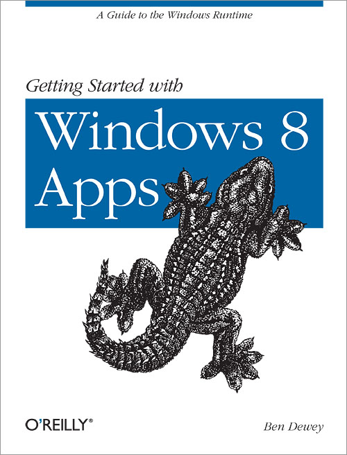 Cover for Getting Started with Metro Apps