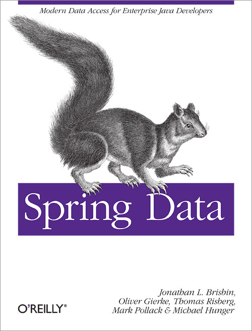 Cover for Spring Data