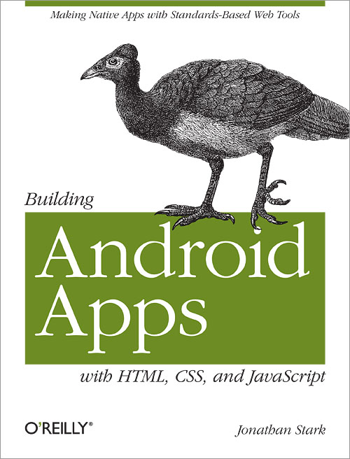 Cover for Building Android Apps with HTML, CSS, and JavaScript