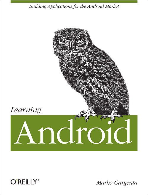 Cover for Learning Android