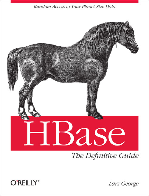 Cover for HBase: The Definitive Guide