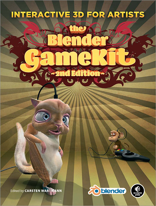 the blender gamekit