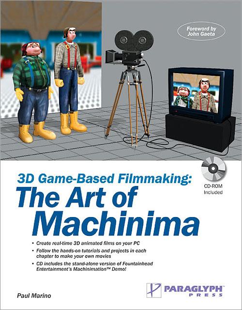 ''The Art  of Machinima'', de Paul Marino